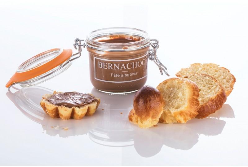 BERNACHOC' Pâte à Tartiner