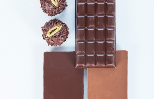 Tablette Crème de Marrons chocolat noir
