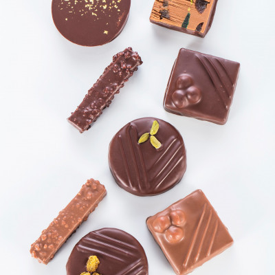 Les Bouchées Chocolat