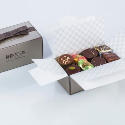 Les boites de chocolats et confiseries